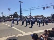 2017 Palisades HS marching band